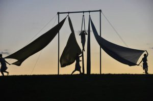 Silks @Sunset