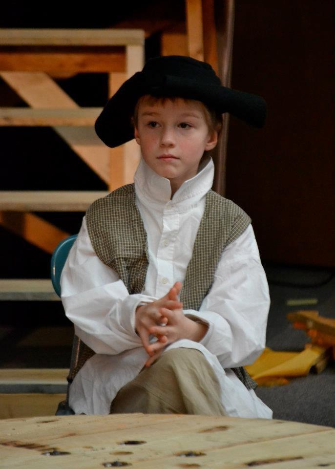 Will in 1776!*